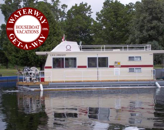 Waterway Get-A-Way Houseboat Vacations
