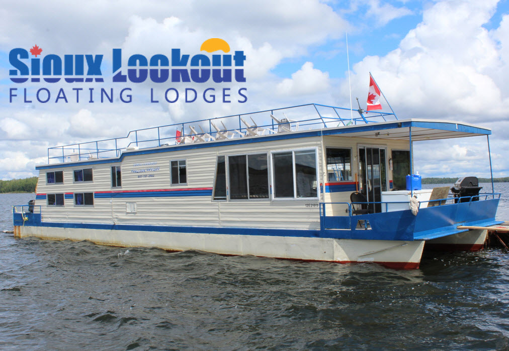 Sioux Lookout Floating Lodges