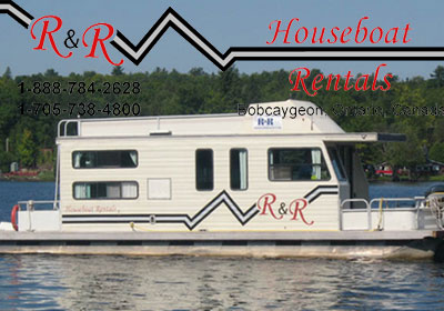 R&R Houseboat Rentals